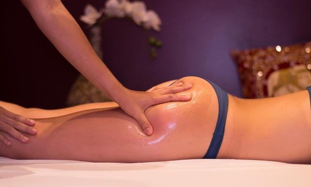 Суть антицеллюлитного массажа