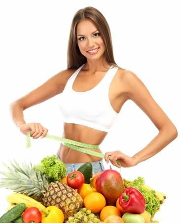 Правильное питание для похудения_основа