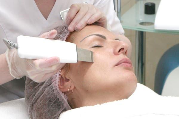 Процедуры для кожи лица_аппаратный пилинг