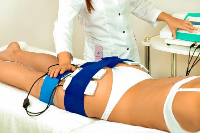 Процедуры по уходу за телом