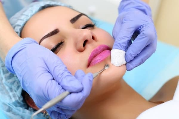 Процедуры для кожи лица_эстетическая косметология
