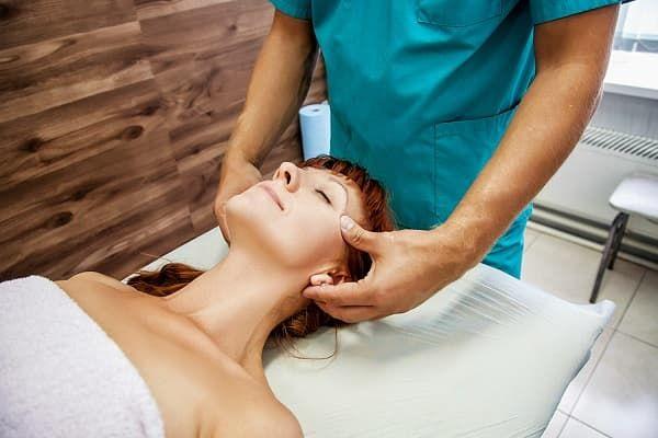 Процедуры для кожи лица_ухаживающие